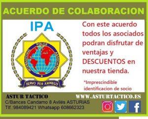CONVENIO DE COLABORACION I.P.A.