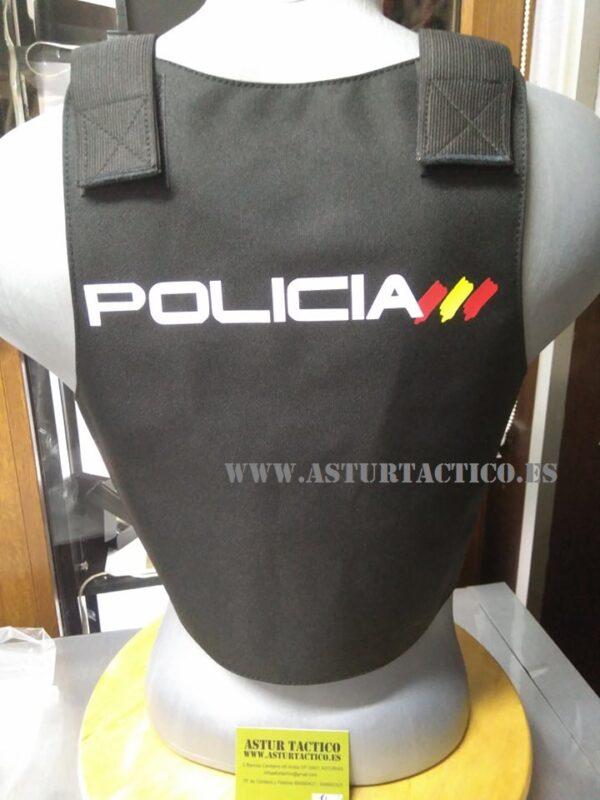 Funda chaleco antibalas CNP / POLICIA NACIONAL