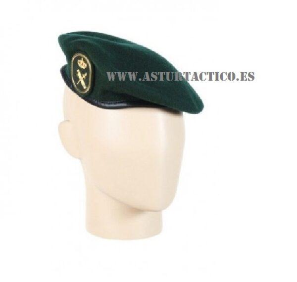 Boina Guardia Civil (uniformidad)