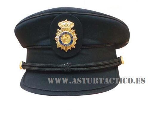 Gorra de plato escala básica