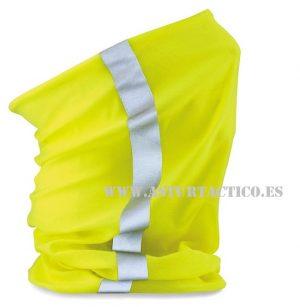 BRAGA-BUF amarillo fluorescente y reflectante