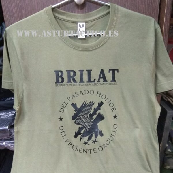 Camiseta BRILLAT