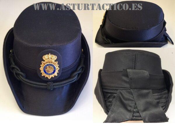 Sombrero de mujer Policia Nacional