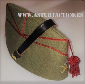 Chapiri Legion española