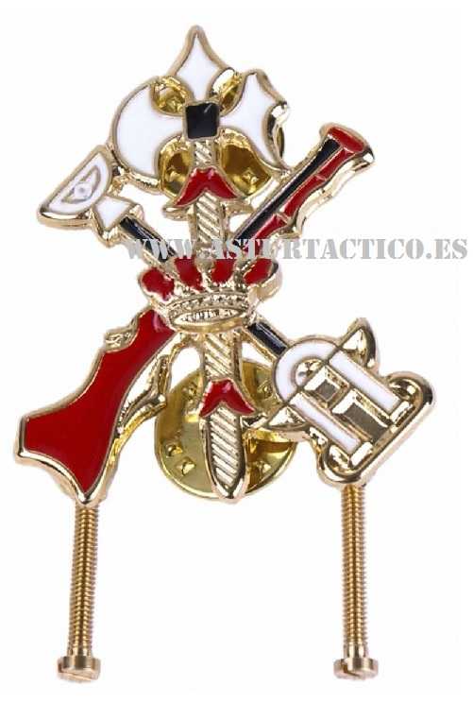 Distintivo permanencia Legion Española