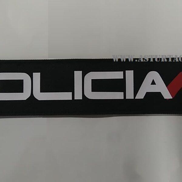 PARCHE DE ESPALDA CNP POLICIA NACIONAL