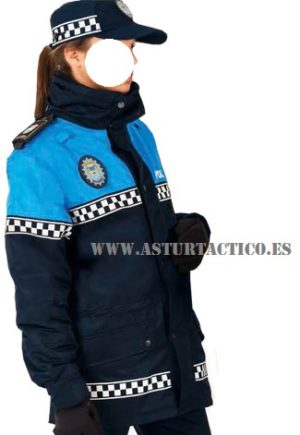 ANORAK 3/4 INVIERNO POLICIA LOCAL