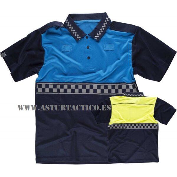 Polo uniformidad Policia Local