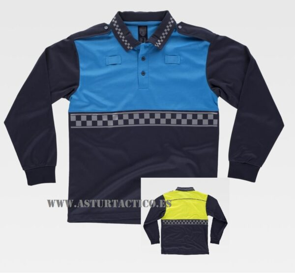 Polo uniformidad Policia Local (varios colores y acabados)