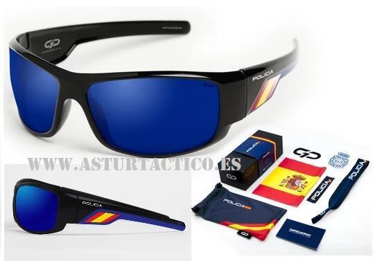 Gafas Policia Nacional