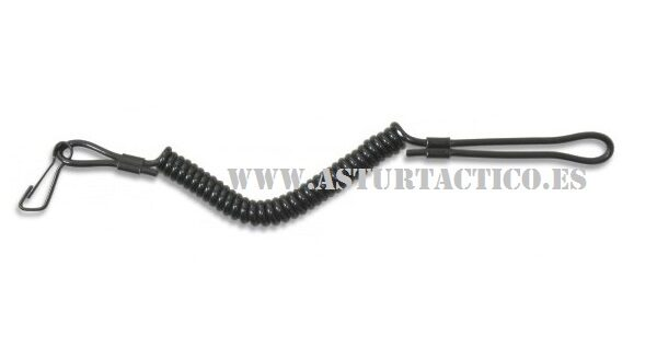 CABLE ANTI HURTO PARA ARMA CORTA