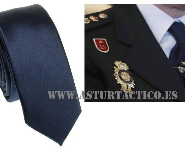 corbata Cuerpo Nacional de Policia