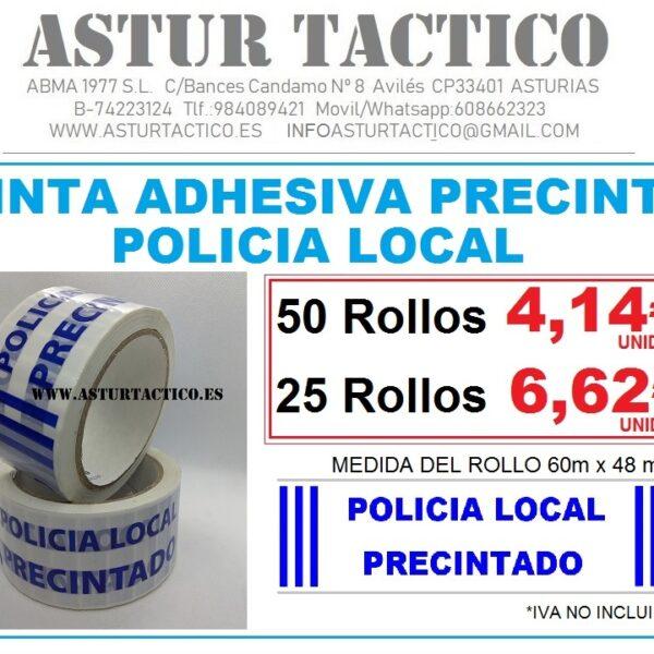 PRECINTO POLICIA LOCAL