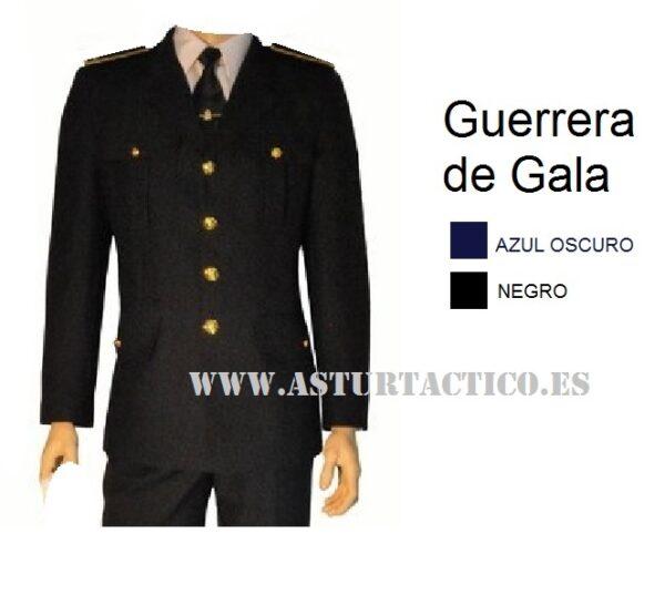 UNIFORME GUERRERA DE GALA POLICIA LOCAL