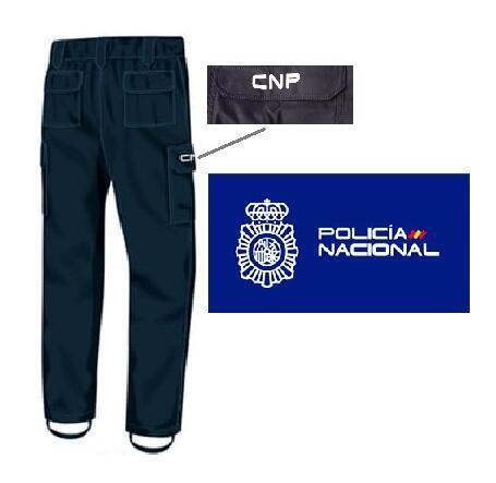 PANTALON CUERPO NACIONALDE POLICIA